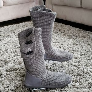 Bearpaw  Knit Winter Boots